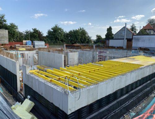 Blok Tabor, novogradnja več stanovanjskega bloka na Ruški cesti v Mariboru