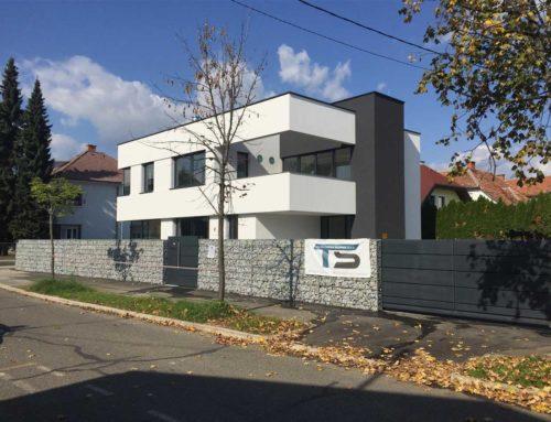 Hiša Radvanjska: novogradnja moderne enodružinske hiše