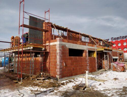 HIŠA POBREŽJE: novogradnja enodružinske hiše