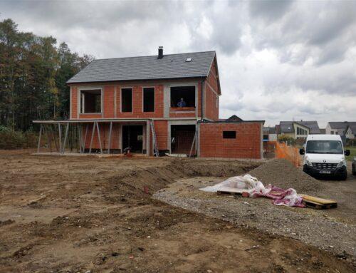 HIŠA RAČE: novogradnja enodružinske hiše